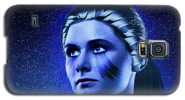 Space Odyssey Galaxy S5 Case by Scott Meyer