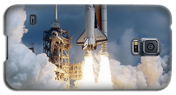 Space Shuttle Launching Galaxy S5 Case