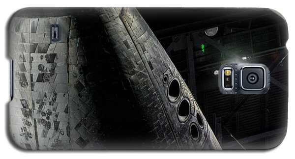 Space Shuttle Nose  Galaxy S5 Case by David Collins