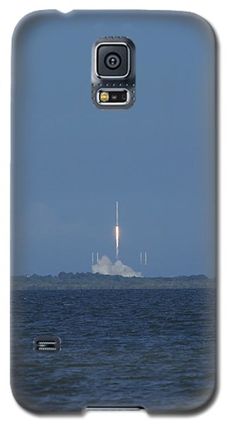 Spacex Crs6 Liftoff Galaxy S5 Case