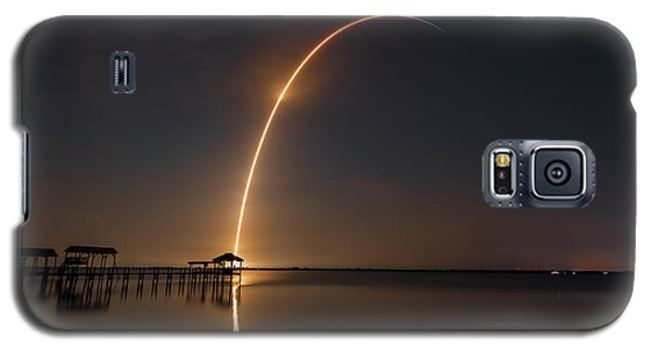 Spacex Falcon 9 Galaxy S5 Case