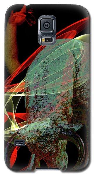 Spanish Air Galaxy S5 Case by Angel Jesus De la Fuente