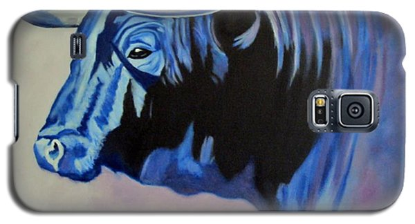 Spanish Bull Galaxy S5 Case by Manuel Sanchez