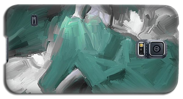 Galaxy S5 Case featuring the painting Spanish Dance Art 56yt by Gull G