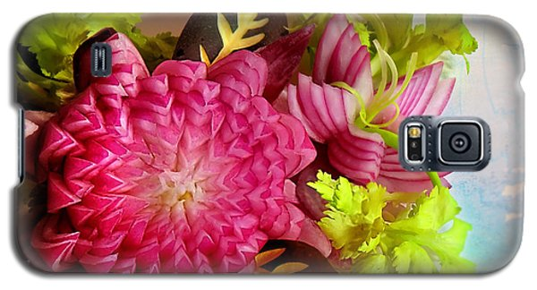 Spanish Flowers Galaxy S5 Case