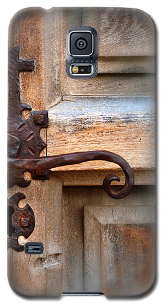 Spanish Mission Door Handle Galaxy S5 Case