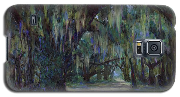 Spanish Moss Galaxy S5 Case by Billie Colson