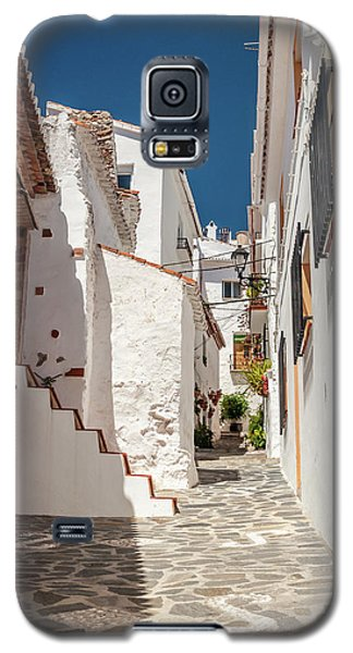 Spanish Street 1 Galaxy S5 Case