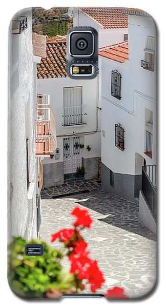 Spanish Street 3 Galaxy S5 Case