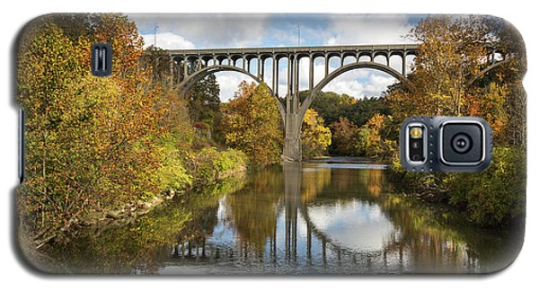 Spanning The Cuyahoga River Galaxy S5 Case