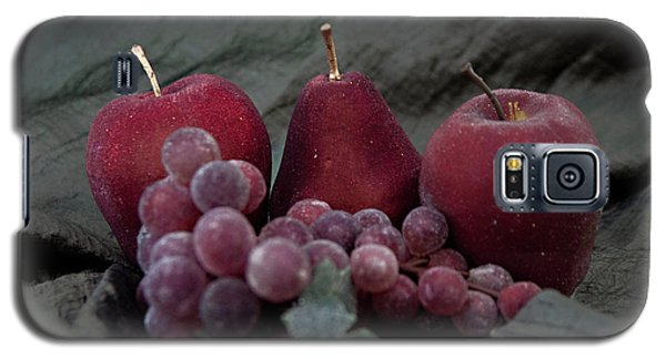 Galaxy S5 Case featuring the photograph Sparkeling Fruits by Sherry Hallemeier