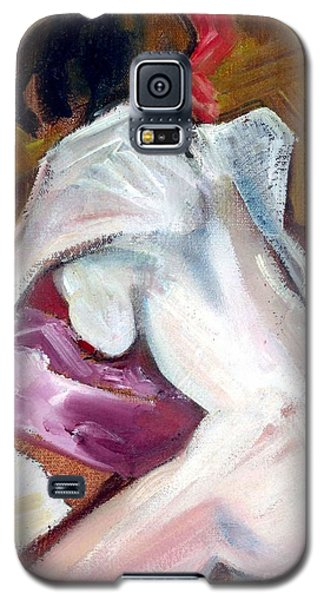 Sparkle - Female Nude Galaxy S5 Case