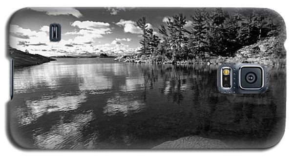 Galaxy S5 Case featuring the photograph Clouds In Georgian Bay by Charline Xia