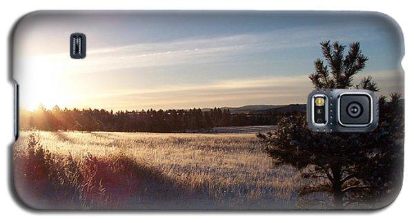 Sparkly Morning Galaxy S5 Case