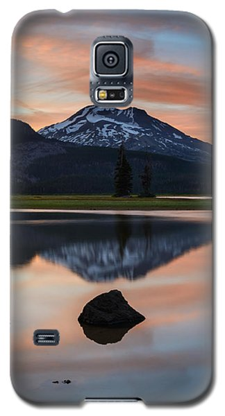 Sparks Lake At Sunset Galaxy S5 Case