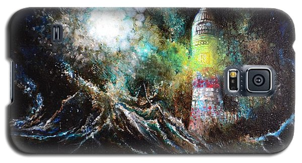 Sparks - The Storm At The Start Galaxy S5 Case