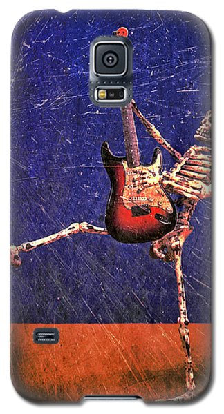 Galaxy S5 Case featuring the photograph Sparky by Jeff Gettis