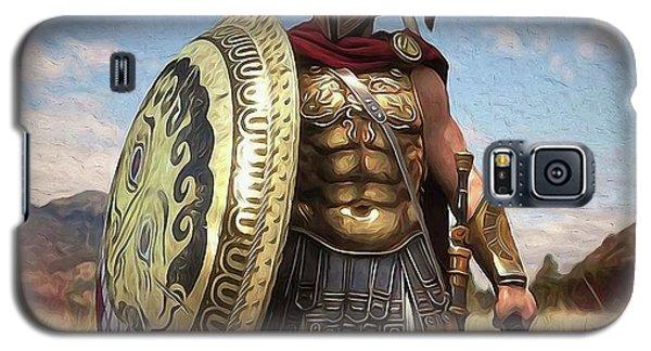 Spartan Hoplite - 02 Galaxy S5 Case