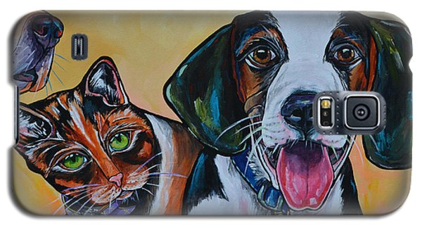 Spay And Neuter Galaxy S5 Case by Patti Schermerhorn