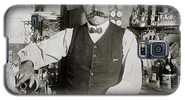 Speakeasy Bartender Galaxy S5 Case by Jon Neidert