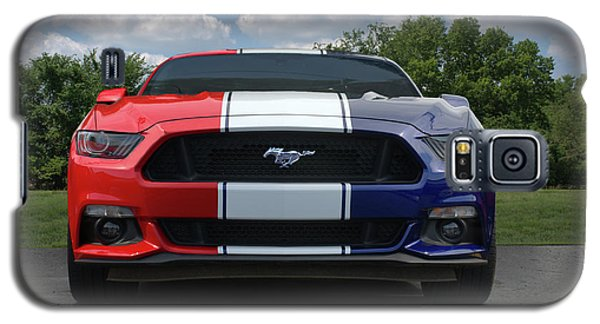 Special Edition 2016 Ford Mustang Galaxy S5 Case