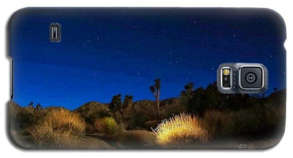 Special Glow Galaxy S5 Case by Angela J Wright