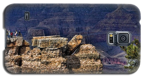 Galaxy S5 Case featuring the photograph Spectacular Grand Canyon by Roberta Byram