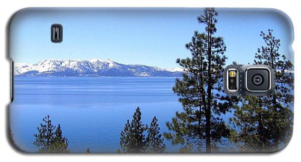 Spectacular Lake Tahoe Galaxy S5 Case
