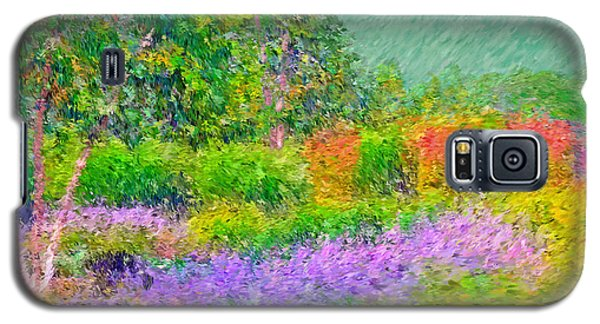 Galaxy S5 Case featuring the digital art Spectacular May At The Stonewall Resort by Digital Photographic Arts