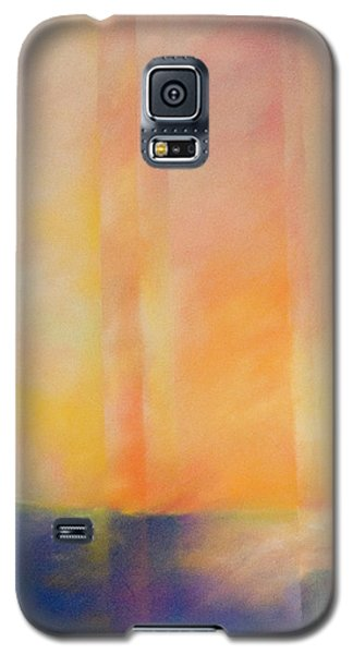 Spectral Sunset Galaxy S5 Case