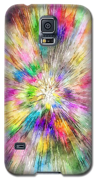 Spectral Tie Dye Starburst Galaxy S5 Case