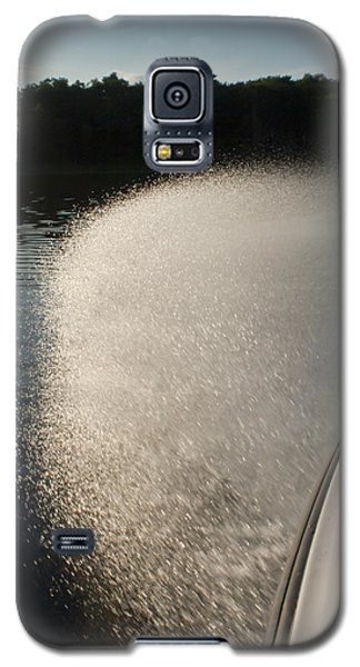 Speed Boat Galaxy S5 Case by Gary Eason