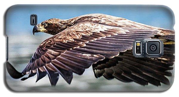 Speeding Galaxy S5 Case