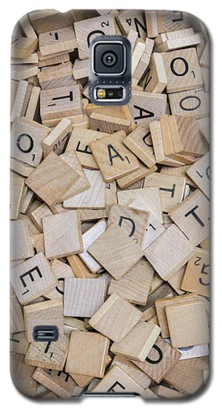 Spell It Out Galaxy S5 Case