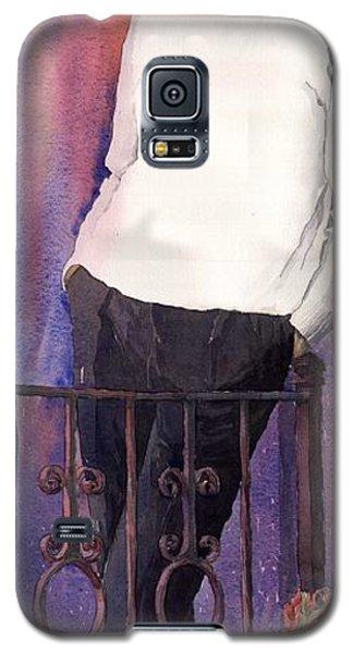 Portret Galaxy S5 Case - Spenser 01 by Yuriy Shevchuk