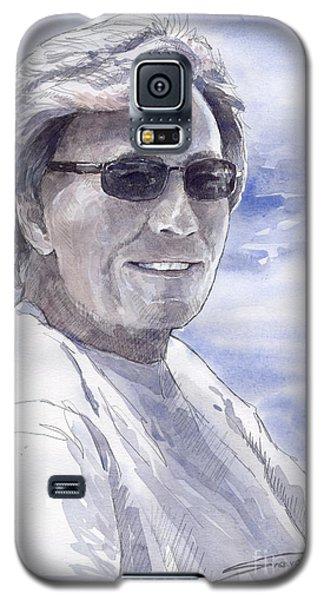 Portret Galaxy S5 Case - Spenser by Yuriy Shevchuk