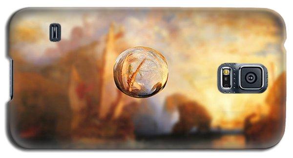 Sphere 11 Turner Galaxy S5 Case by David Bridburg