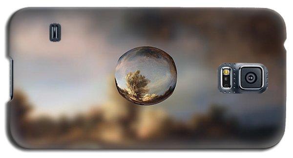 Sphere 13 Rembrandt Galaxy S5 Case by David Bridburg