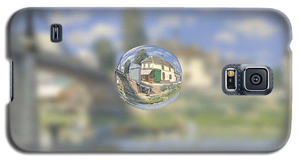 Sphere 18 Sisley Galaxy S5 Case by David Bridburg