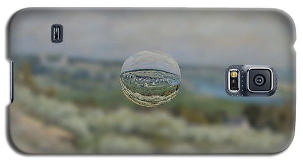 Sphere 24 Sisley Galaxy S5 Case by David Bridburg