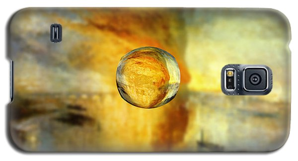 Sphere 26 Turner Galaxy S5 Case by David Bridburg