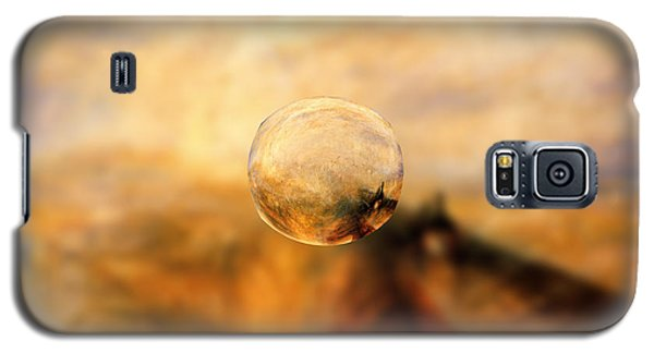 Sphere 8 Turner Galaxy S5 Case by David Bridburg