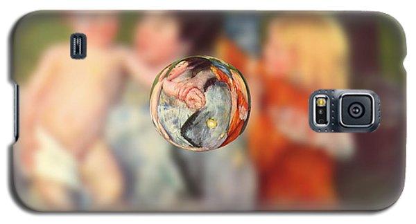 Sphere II Cassatt Galaxy S5 Case by David Bridburg