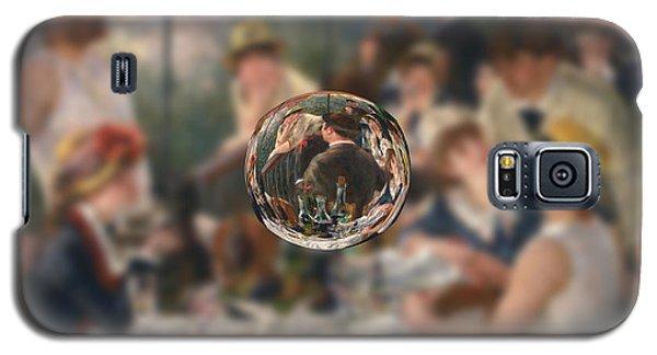 Sphere 4 Renoir Galaxy S5 Case