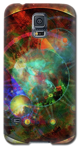 Sphere Of The Unknown Galaxy S5 Case