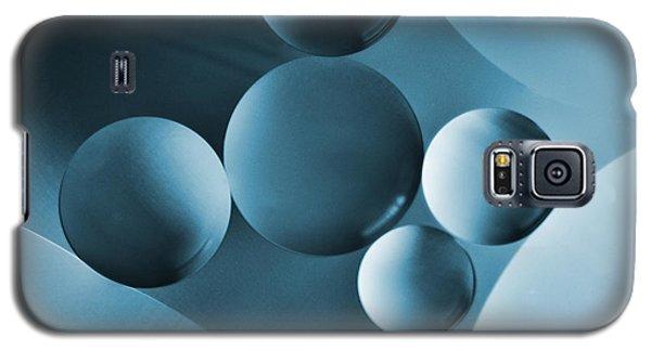 Spheres Galaxy S5 Case by Elena Nosyreva