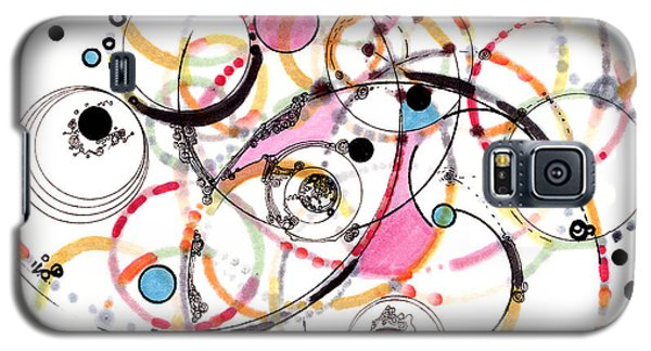 Spheres Of Influence Galaxy S5 Case