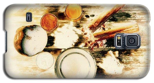 Spice Brown  Galaxy S5 Case