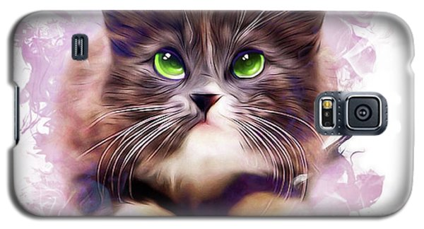 Spice Kitty Galaxy S5 Case by Kathy Kelly