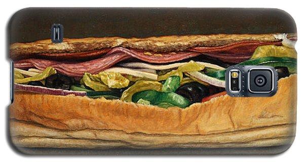 Spicy Italian Galaxy S5 Case